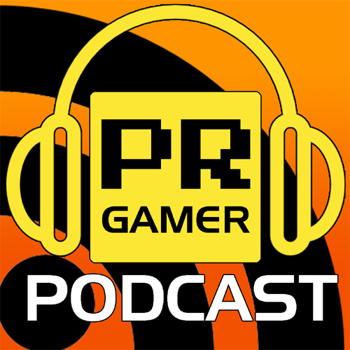 PR-Gamer Podcast Logo
