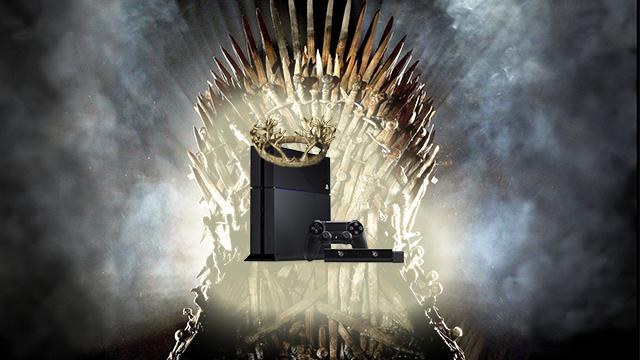Playstation 4 King