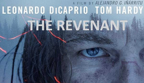 The Revenant-Poster